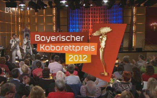 Bayerischer Kabarettpreis 2012