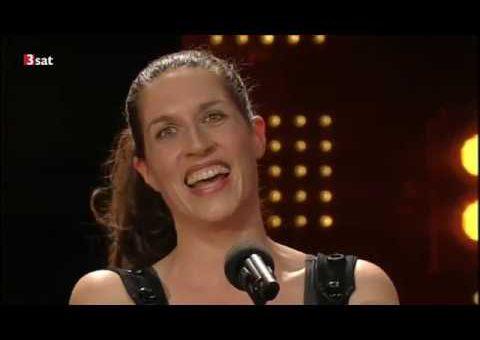 Christine Prayon - Die Diplom Animatöse - 3sat Festival 2014