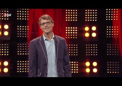 Christoph Sieber - Hoffnungslos optimistisch – 3sat Festival 2015