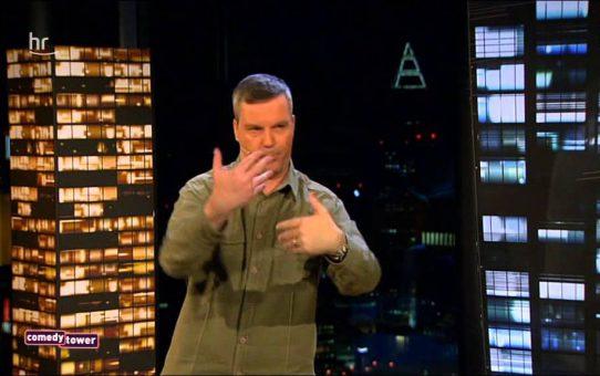Comedy Tower - Folge 10 - mit Vince Ebert, Johannes Scherer, Abdelkarim & Daphne de Luxe