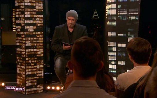 Comedy Tower - Folge 7 - mit Mundstuhl, Torsten Sträter, Stefan Waghubinger und Carolin Kebekus