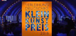 Deutscher Kleinkunstpreis 2018