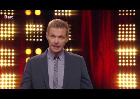 Florian Schroeder - Entscheidet Euch! - 3sat Festival 2015