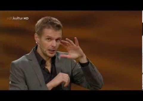 Florian Schröder - Offen für alles und nicht ganz dicht - 3sat Festival 2013