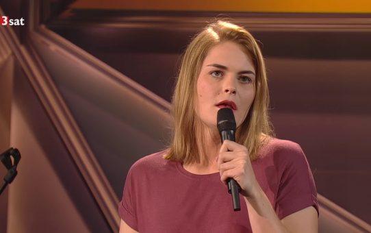 Hazel Brugger - Hazel Brugger passiert - 3sat Festival 2017
