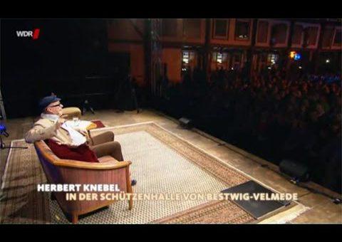 Herbert Knebel - Im Liegen geht´s