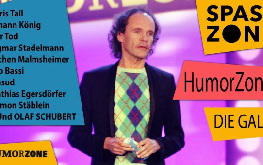 HumorZone 2018 - Die Gala