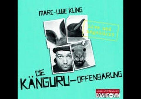 Marc-Uwe Kling - Die Känguru Offenbarung - 3sat Festival 2013