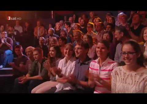 Marc-Uwe Kling & Die Lesedüne - Über Wachen und Schlafen - 3satfestival 2015