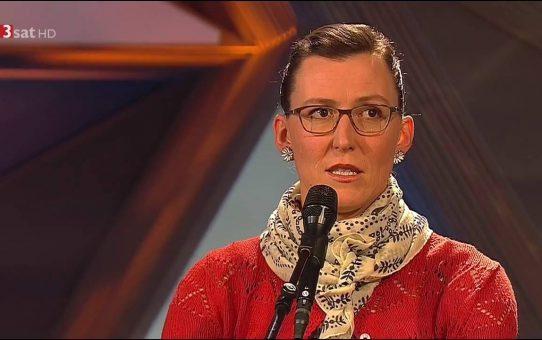 Martina Schwarzmann - Gscheid gfreid - 3sat Festival 2016