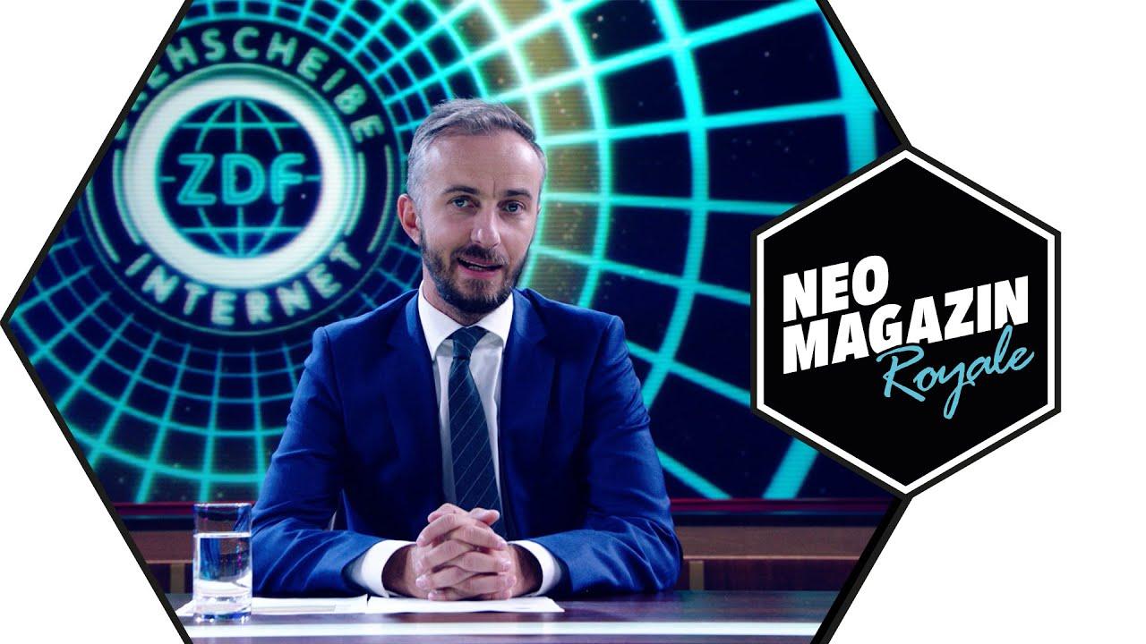 Neo Magazin Royale Homepage