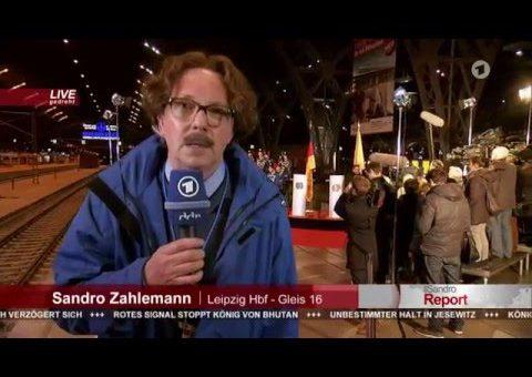 Ollli Dittrich - Der Sandro-Report – Zahlemann live