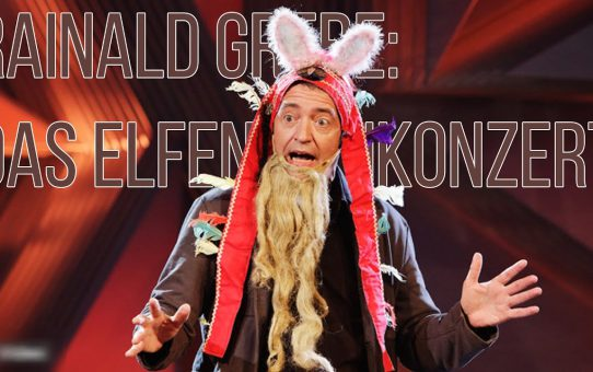 Rainald Grebe - Das Elfenbeinkonzert - 3sat Festival 2016