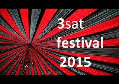 Sebastian Pufpaff - Auf Anfang - 3sat Festival 2015