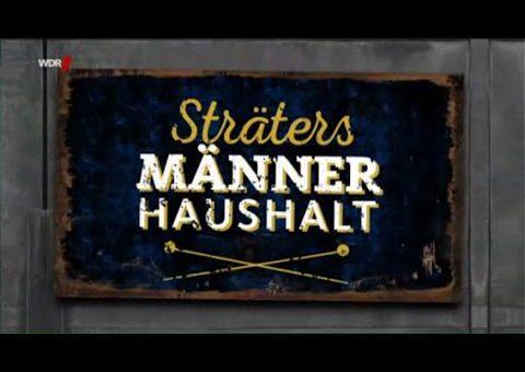 Sträters Männerhaushalt mit Bernhard Hoëcker und Hennes Bender