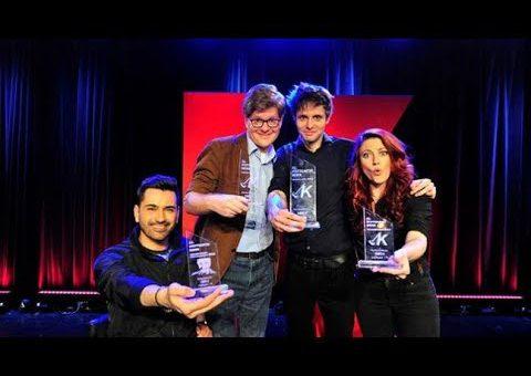 Stuttgarter Kabarettfestival 2018 - Der Wettbewerb um den Stuttgarter Besen