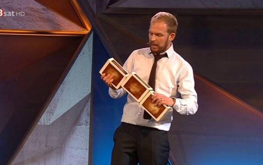 Timo Wopp - Moral, eine Laune der Kultur - 3sat Festival 2016