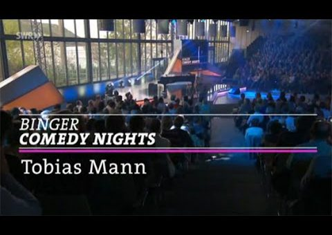 Tobias Mann - Binger Comedy Nights 2016