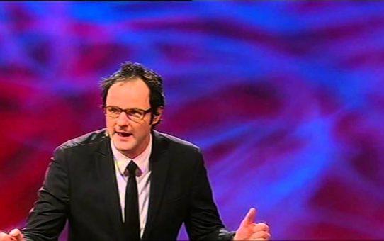 Vince Ebert - Denken lohnt sich - 3satfestival 2008